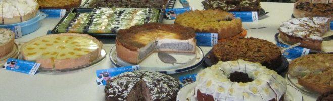 Kuchenauswahl vom feinsten
